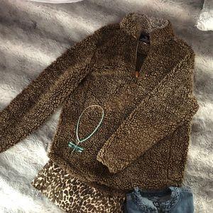 Simply Southern Fuzzy Sweatshirt